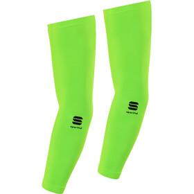 Sportful Thermodrytex Arm Warmers Green Fluo